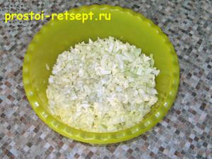 салат с крабовым мясом 2