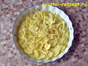 запеченная картошка шаг 2