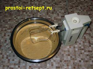 торт из печенья: готовим сметанный крем