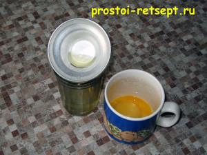 ватрушка с творогом: разделяем белки и желтки