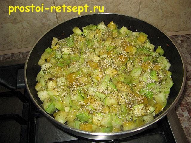 Готовим кабачки рецепты с фото