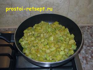 Как готовить жареные кабачки: кабачки готовы