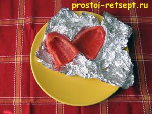 замороженные полуфабрикаты  белгарский перец
