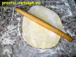 тесто для пирогов бездрожжевое: раскатываем тесто