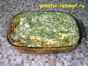 Запеканка из картофеля с фаршем: запекаем до подрумянивания