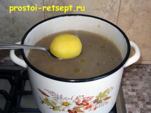 как варить щи: картофель целиком сварить в бульоне