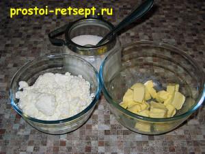 творожный десерт: масло должно быть мягким