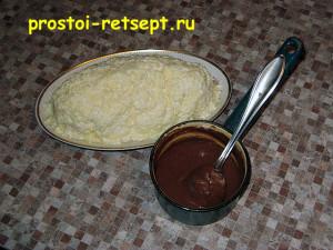 творожный десерт: сделать сметанный крем
