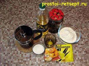 Коврижка: подготовим ингредиенты