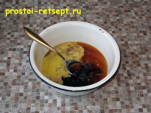 Коврижка: добавить варенье или мед