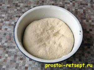 рецепт теста для мантов: вымешиваем тесто
