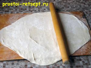 рецепт теста для мантов: раскатываем тесто тонко