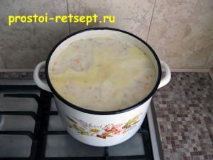 Рецепт супа с фрикадельками: сыр должен раствориться в супе