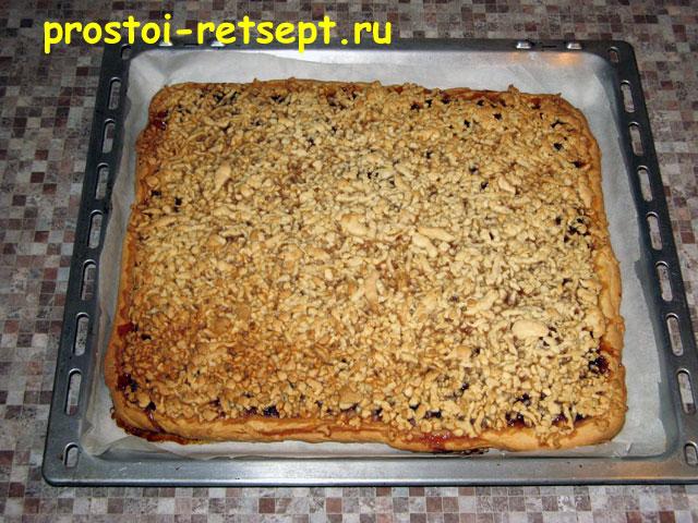рецепт печенья когда верхний слой трётся на терке