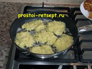 рецепт картофельных драников: жарим до золотистой корочки
