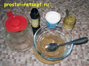рецепт тефтелей: смешиваем ингредиенты соуса