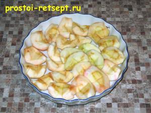 печеные яблоки в микроволновке: яблоки очистить от кожуры