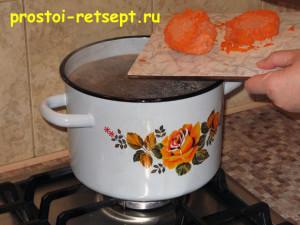 харчо из говядины: добавить морковь