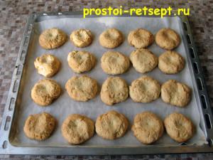рождественское печенье: выпекать при 200 градусах