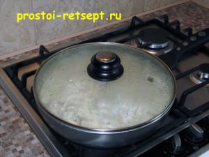 Курица в сливочном соусе: тушить под крышкой 20 минут