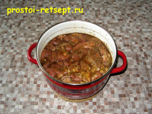 Как приготовить филе индейки: залить мясо маринадом