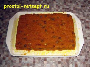 Морковная халва: сделать пласт