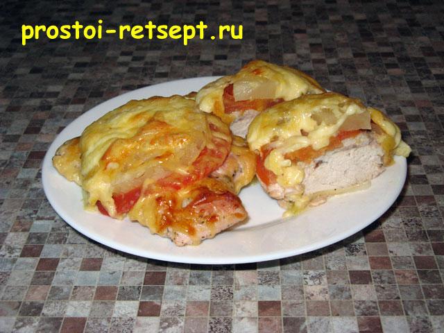 Грудка индейки рецепты приготовления с сыром