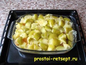 Индейка в духовке: снять фольгу и ещё на 15 минут в духовку