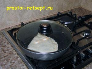 Лепешки на сковороде: жарить на сухой сковороде