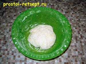 Лепешки на сковороде: замешиваем тесто