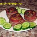 Рулет из фарша (тирольский попьет) - отличная горячая закуска